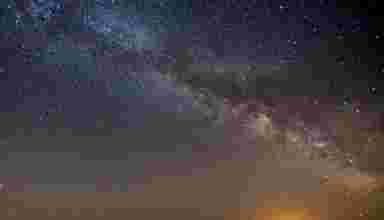 Droga Mleczna Fotografia
